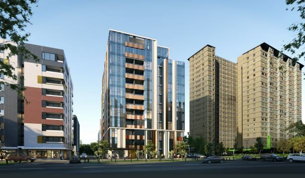 Australian Unity gets green light for 12-storey village and