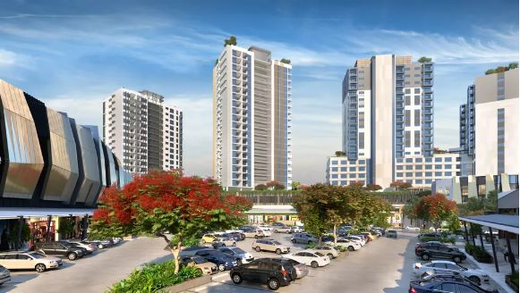 Huge seven-tower Gold Coast development with retirement village and