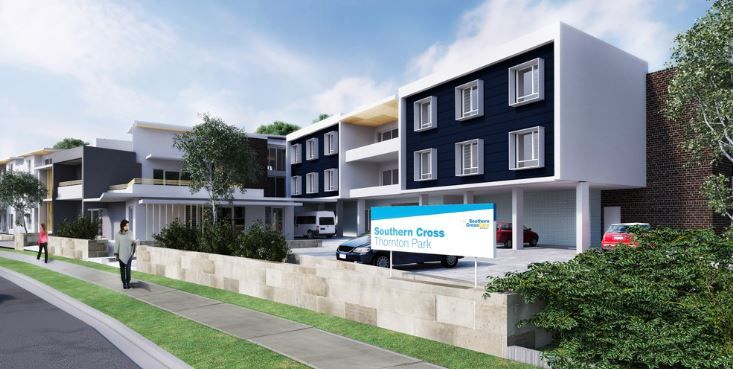 Southern Cross Care (NSW & ACT) set to open $56M luxury
