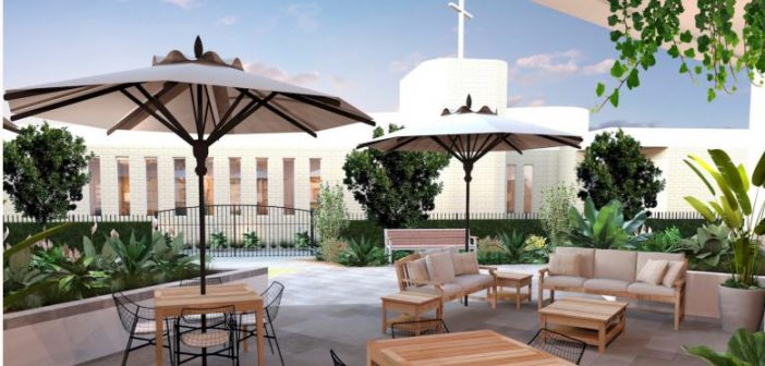 Greengate partners with another Brisbane Catholic church for