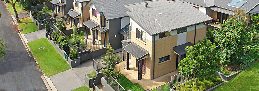 Affordable housing and NDIS: Nation Building Scheme $2.1bn | 270 affordable homes | 2009–2014