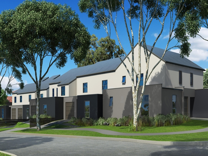 Aged Care and Retired Developments: Seniors Living Townhouses, Frenchs Forest $4m | 97% Basix Energy rating | 2015