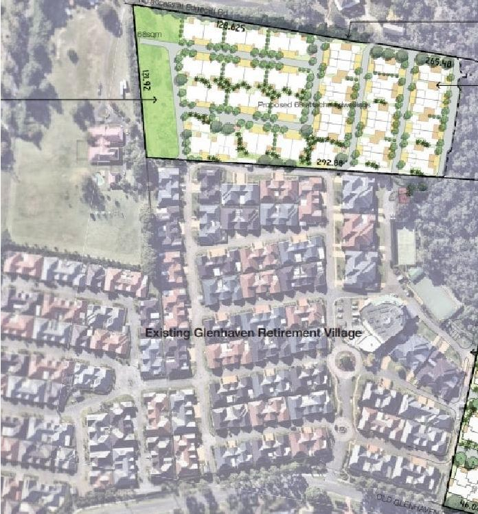 Glen Haven Apartments: Living Choice's Glenhaven Expansion Plans Rejected By NSW