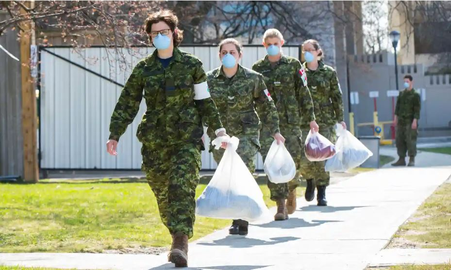 "Canada: military reveals ""horrific"" conditions in aged care homes ..."